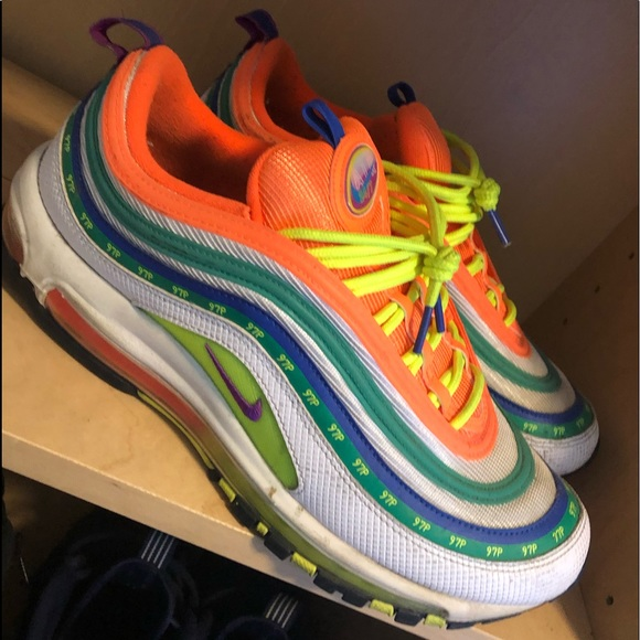 "Nike Air Max 97 ""London summer of love</p>